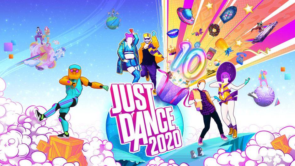 Baila, dibuja y pasa la cuarentena con Just Dance 2020