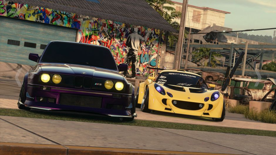 Need For Speed Heat ya se encuentra disponible en el baúl de EA Access
