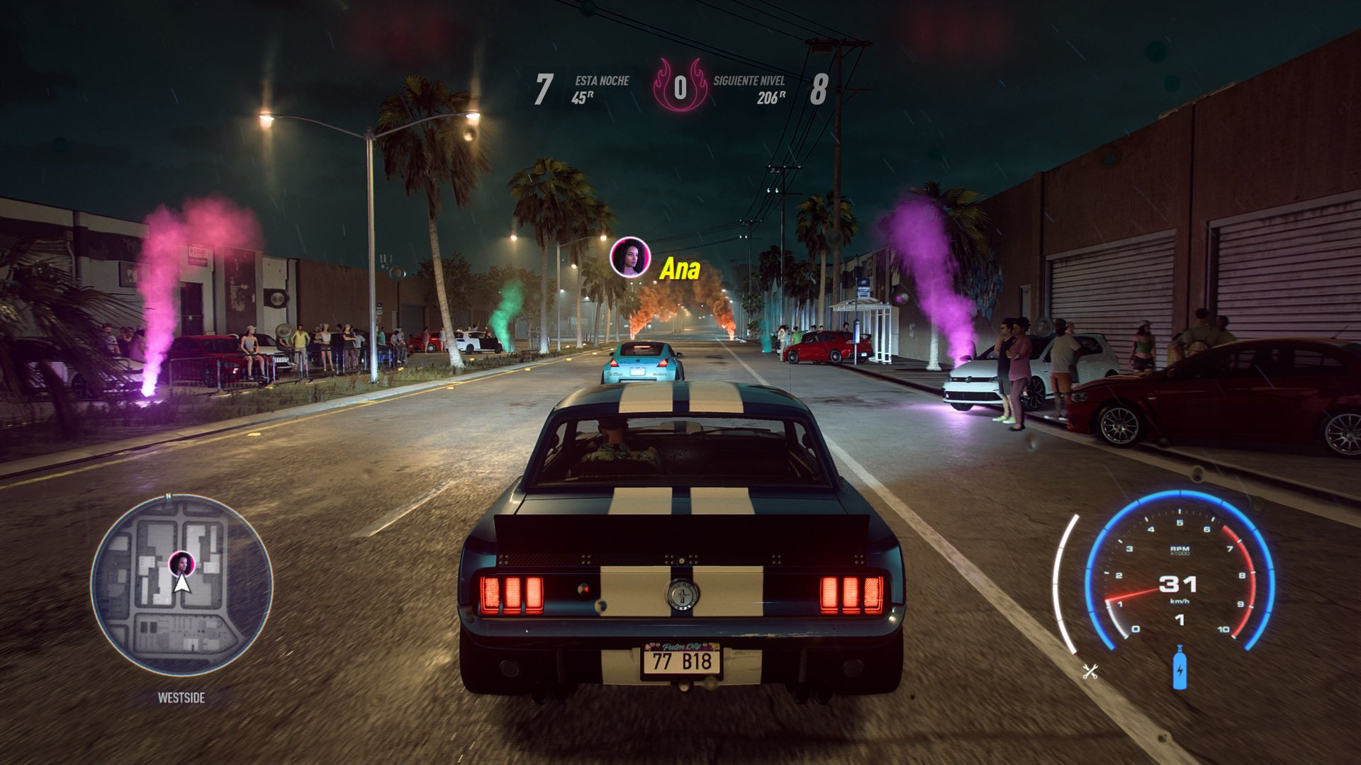 Análisis de Need for Speed: Heat