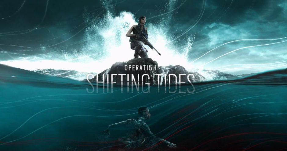 Ubisoft presenta la última temporada de Rainbow Six Siege: Operación Shifting Tides