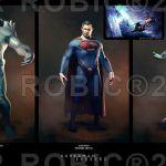 ¿Estuvieron en la mente de Warner estos juegos de Superman?