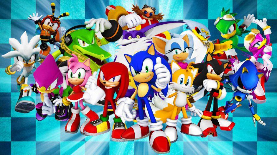 Obtén muchos juegos de Sonic para PC, pagando muy poco por ellos