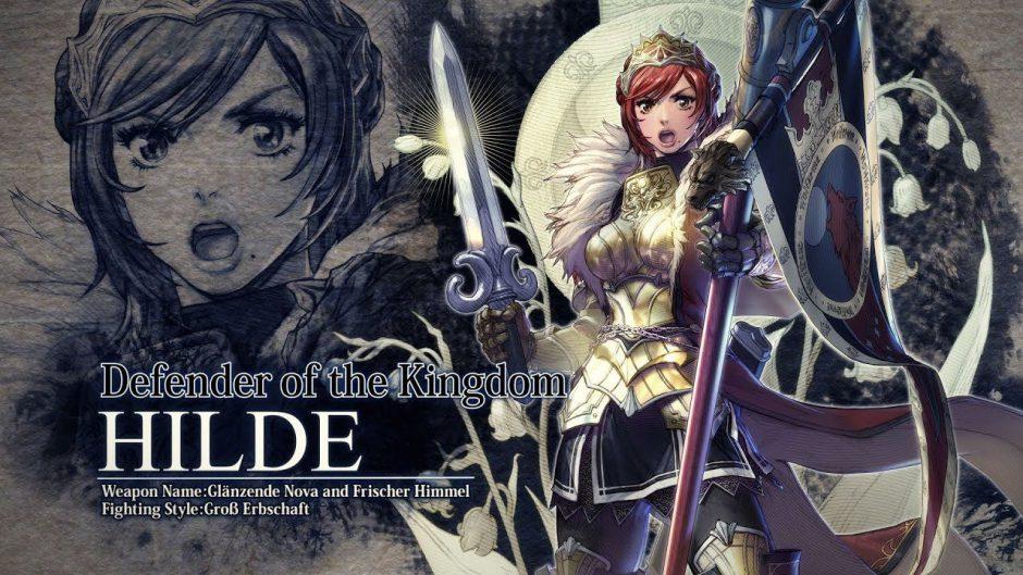 Hilde confirma su regreso como personaje descargable en Soul Calibur VI