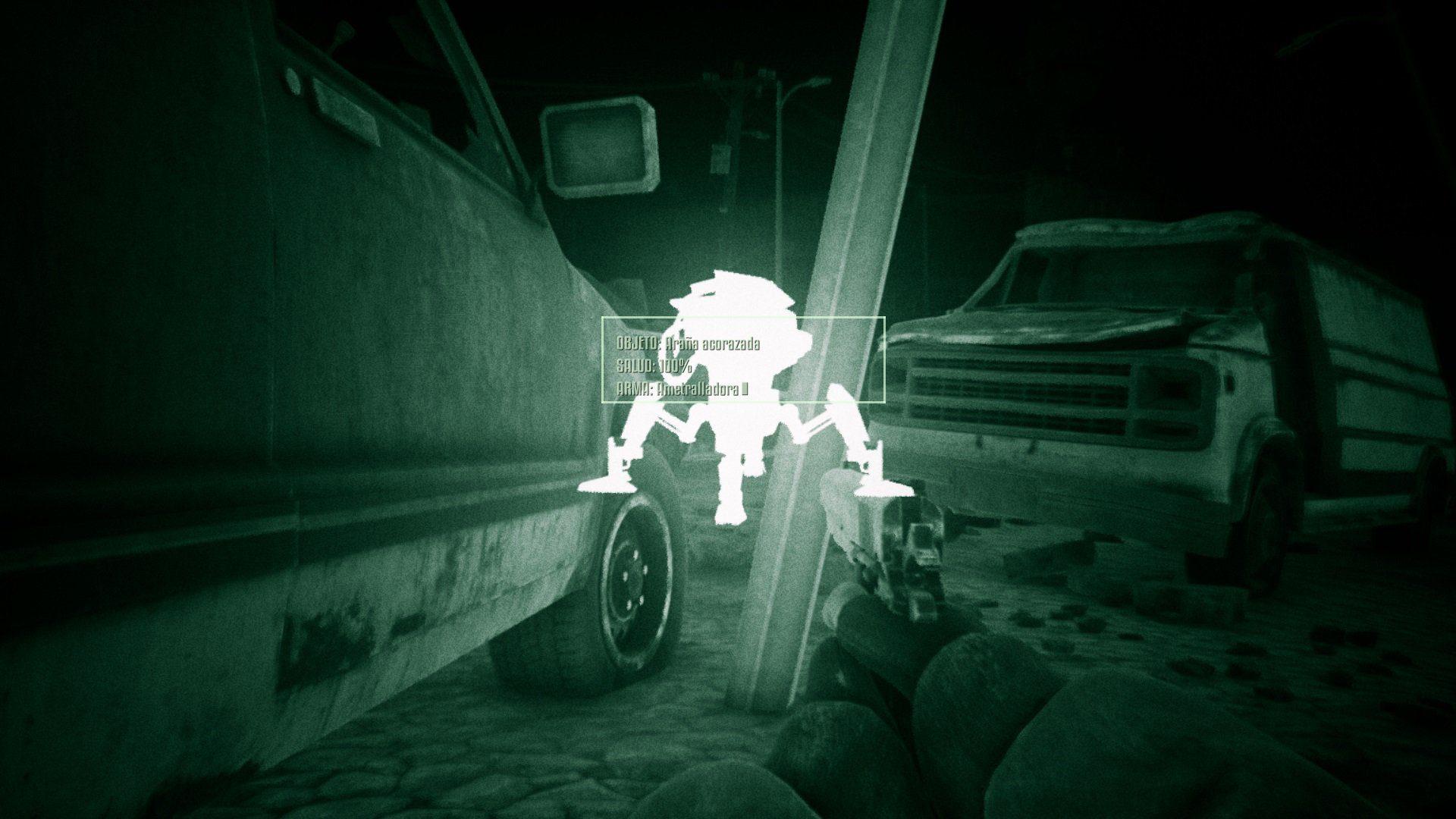 Análisis de Terminator: Resistance