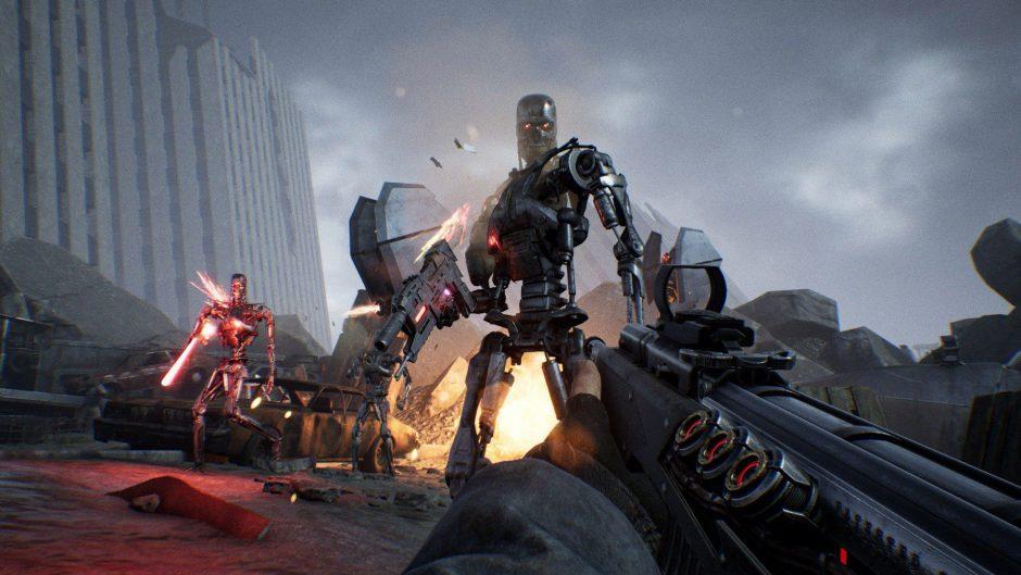 Terminator: Resistance desata su acción en dos nuevos vídeos