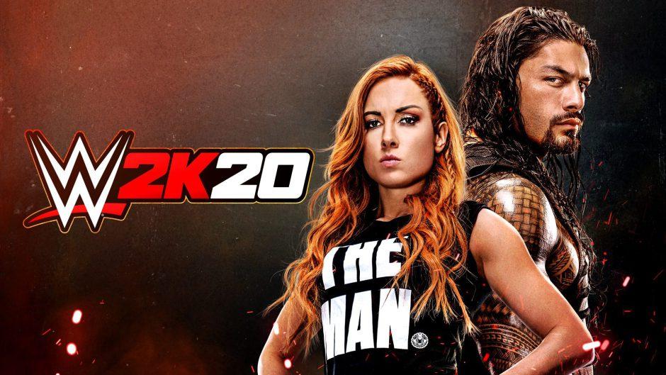 WWE 2K20 para Xbox One a precio de derribo