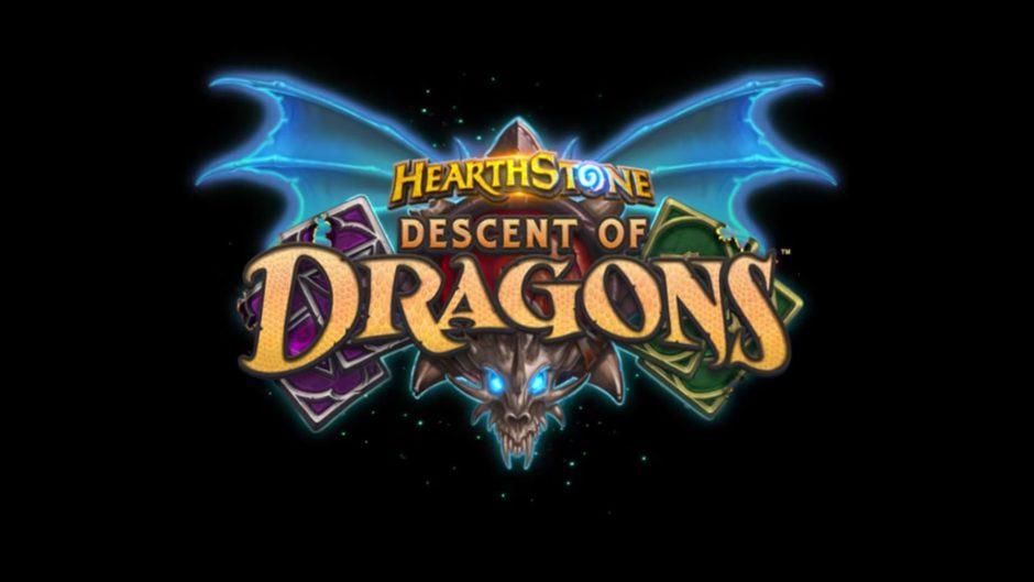 Anunciado El Descenso de los Dragones, la nueva expansión de Hearthstone