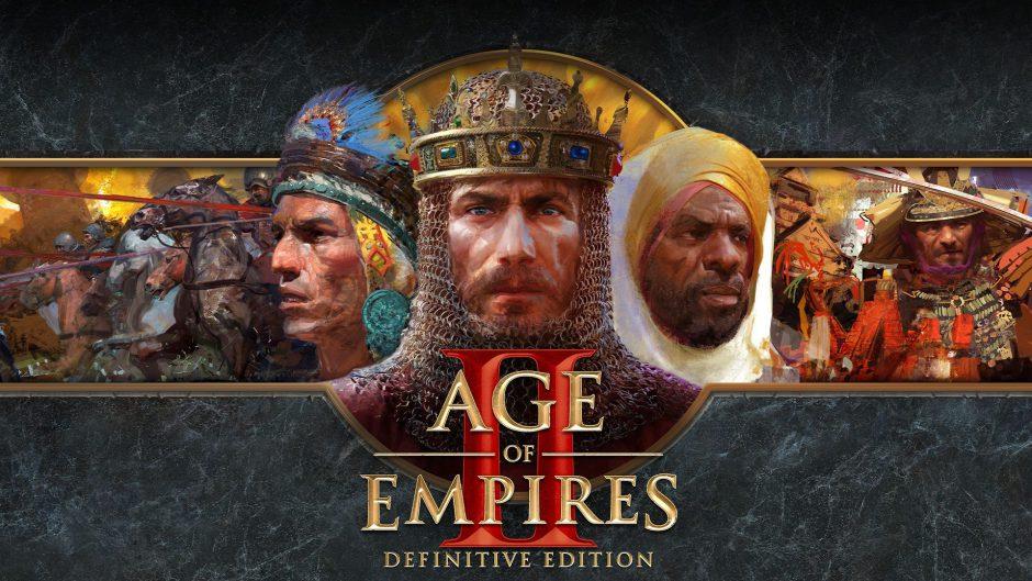 Un ejército de hombres de nieve en Age of Empires 2 Definitive edition