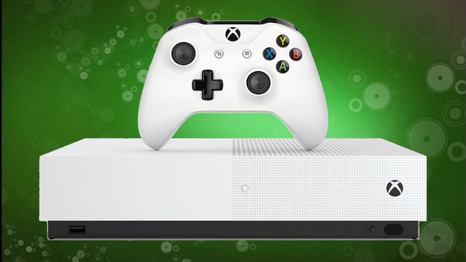 Xbox One S ALL DIGITAL arrasa en el Black Friday a 99€