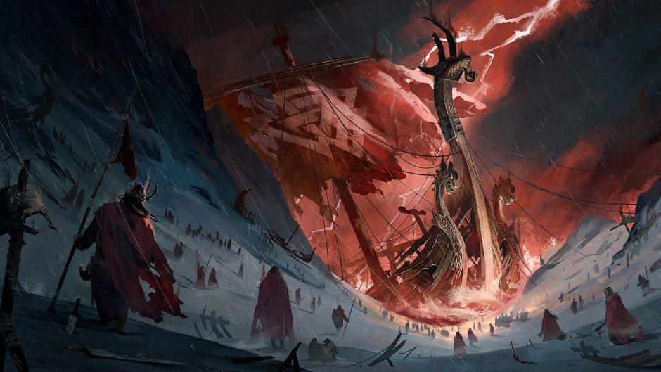 Filtrada la primera imagen de Assassins's Creed Ragnarok