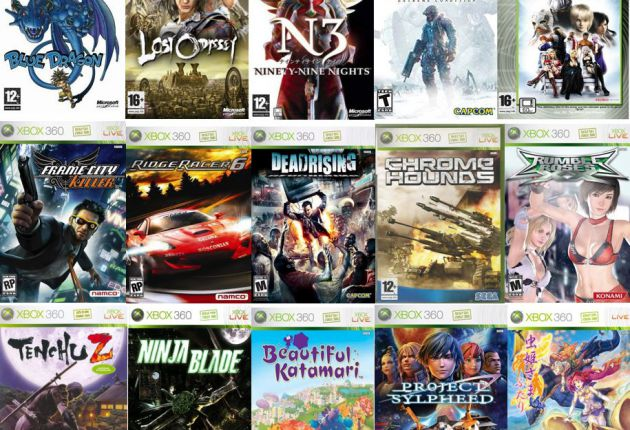 """Big In Japan: ¿Conseguirá Microsoft repetir la gloriosa época nipona de Xbox 360? - Recordamos esos buenos tiempos en los que la Xbox original y Xbox 360 eran """"Big In Japan""""."""