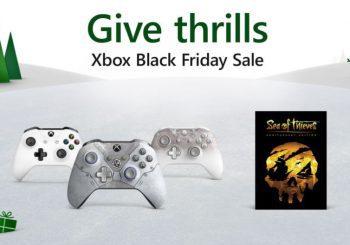 Anunciada la primera oleada de ofertas del Black Friday en Xbox