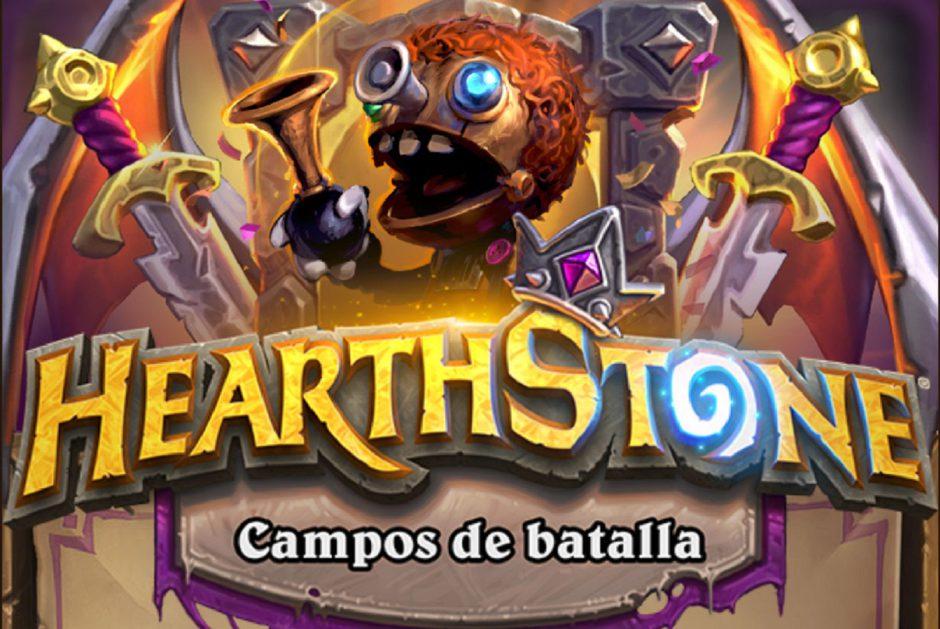 Los Campos de Batalla de Hearthstone tendrán contenido especial si compras sobres de expansión