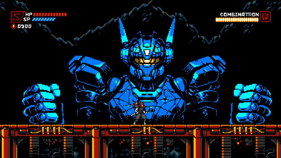 Cyber Shadow, lo nuevo de los creadores de Shovel Knight, llegará a Xbox Game Pass
