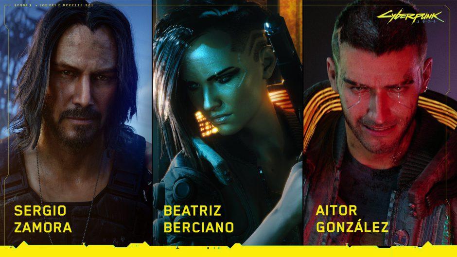 El doblaje al español de Cyberpunk 2077 gozará de gran calidad