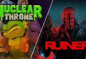 La Epic Games Store ofrece gratis Nuclear Throne y RUINER