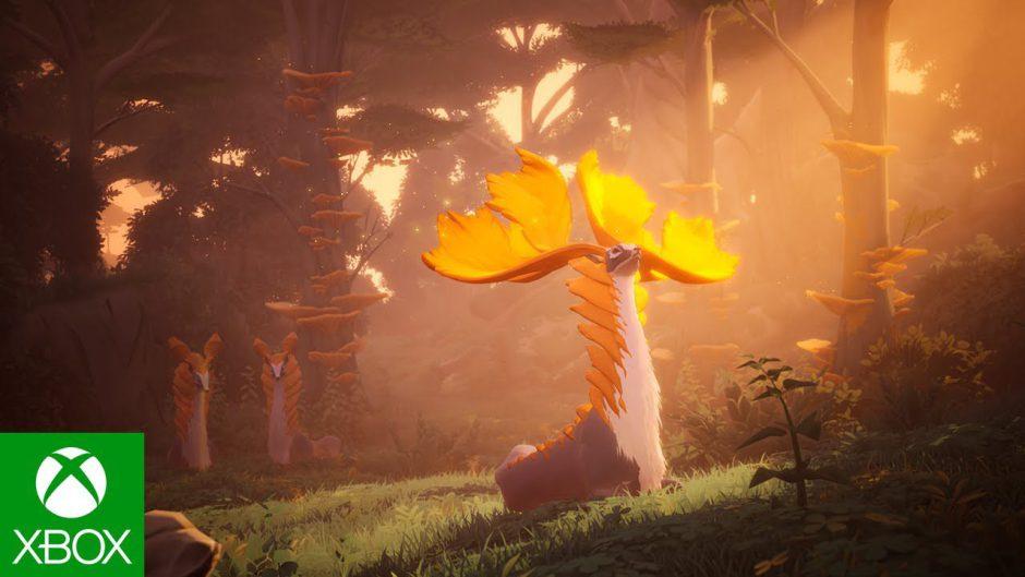¡¡BOOM!! Se presenta finalmente el nuevo proyecto de Rare, Everwild