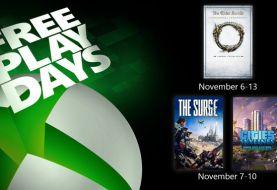Construye edificios o parte por la mitad a tus enemigos con los nuevos Free Play Days