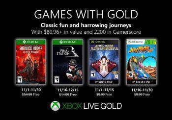 Los lectores de Generación Xbox consideran los Games With Gold de noviembre, malos