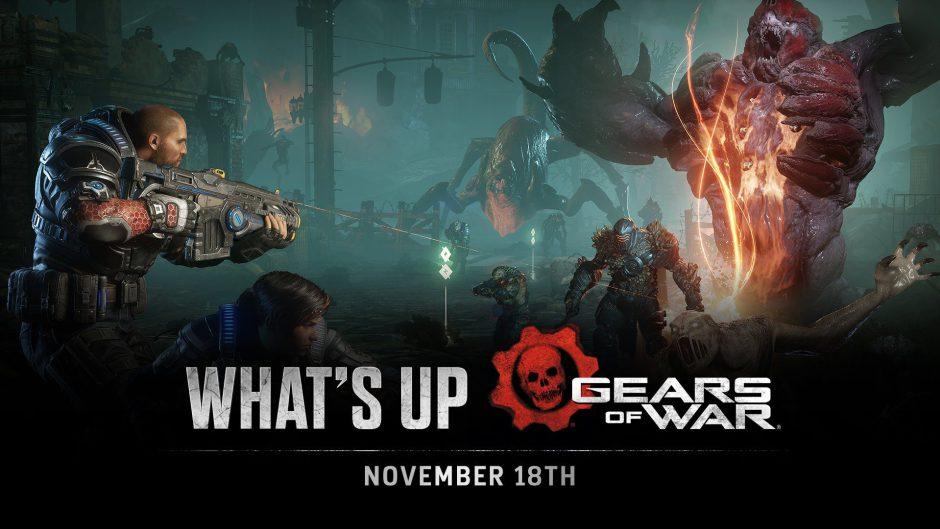 Experiencia x4 en el modo Horda de Gears 5 este fin de semana