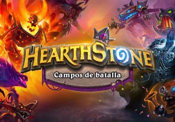 Hearthstone: ya está aquí la Beta abierta de los Campos de Batalla