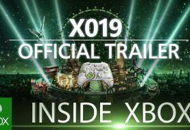 ¡El más grande hecho nunca! Contenidos del Inside Xbox del X019