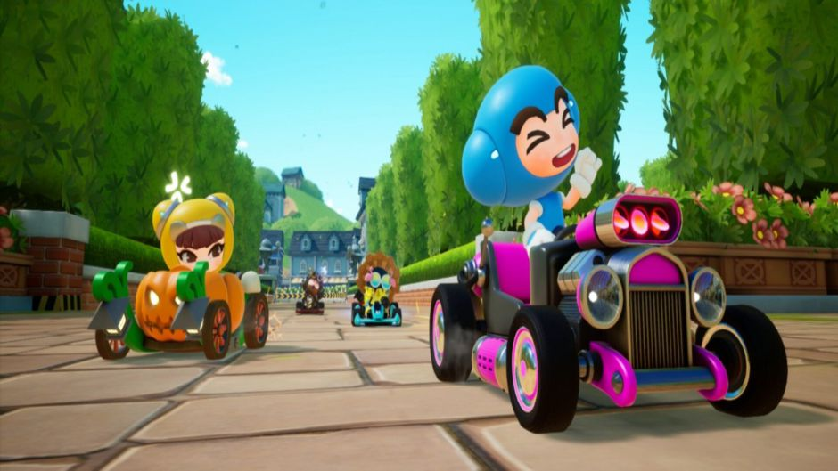 Ya puedes apuntarte a la nueva beta cerrada de KartRider: Drift