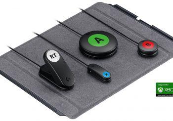 Logitech lanza el Adaptive Gaming Kit, un complemento perfecto para el Xbox Adaptive Controller