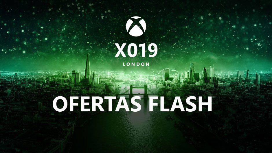 Ya están aquí las ofertas flash del X019 ¡enormes descuentos por tiempo limitado!