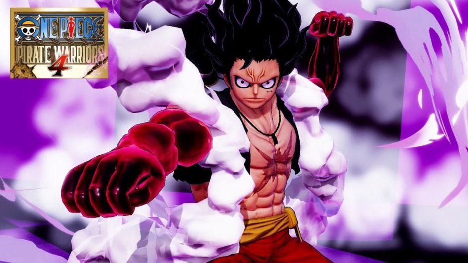 One Piece: Pirate Warriors 4 ya tiene fecha de lanzamiento