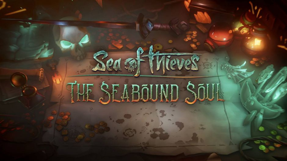 La expansión The Seabound Soul llega a Sea of Thieves