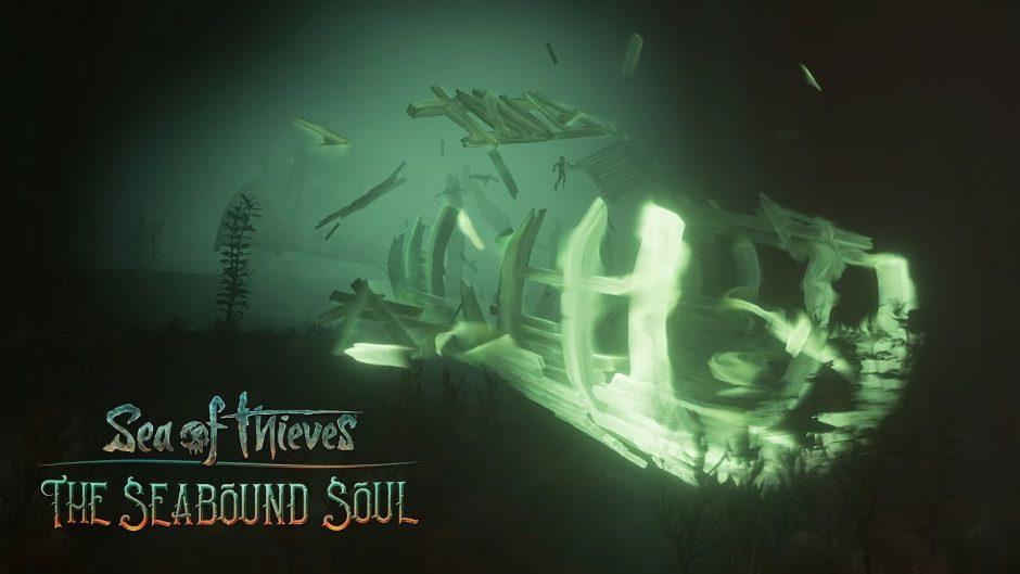 Así es The Seabound Soul, la próxima expansión de Sea of Thieves