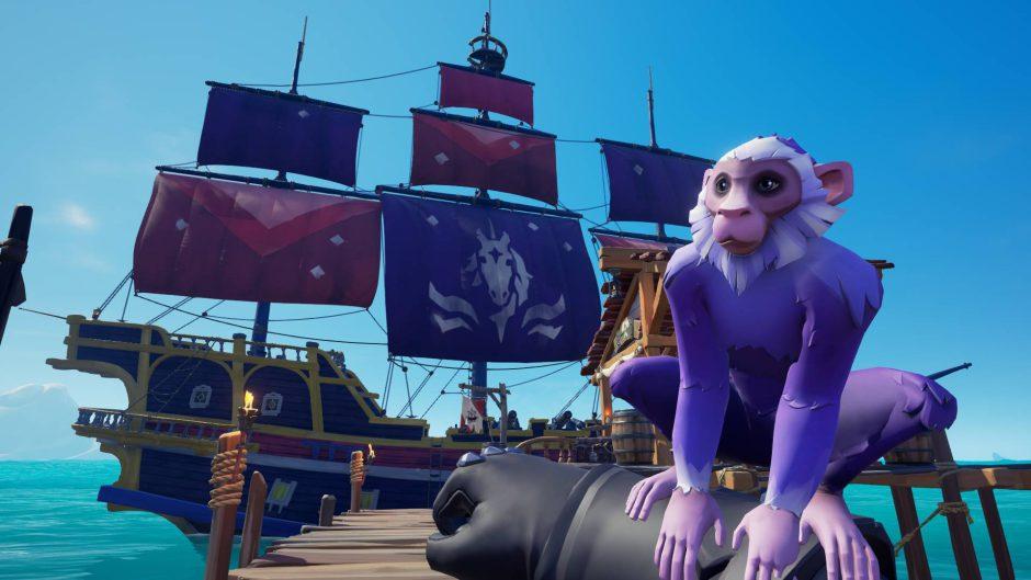 Rare lanza una skin de Bleeding Edge para los barcos en Sea of Thieves