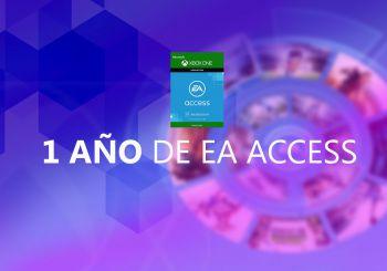 Sorteamos otro año de suscripción a EA Access