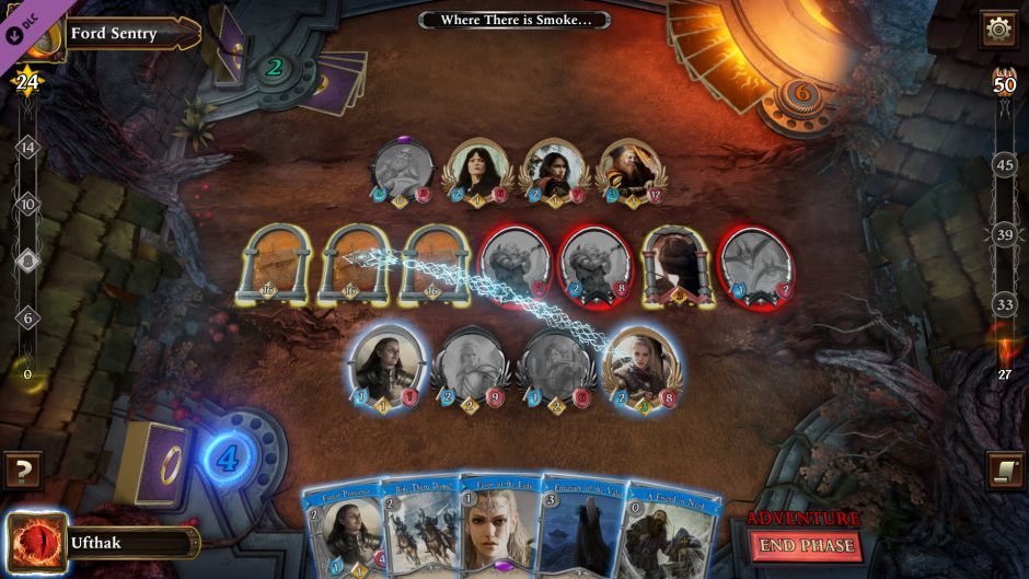 The Lord of The Rings: Adventure Card Game ya se encuentra disponible en Xbox Game Pass