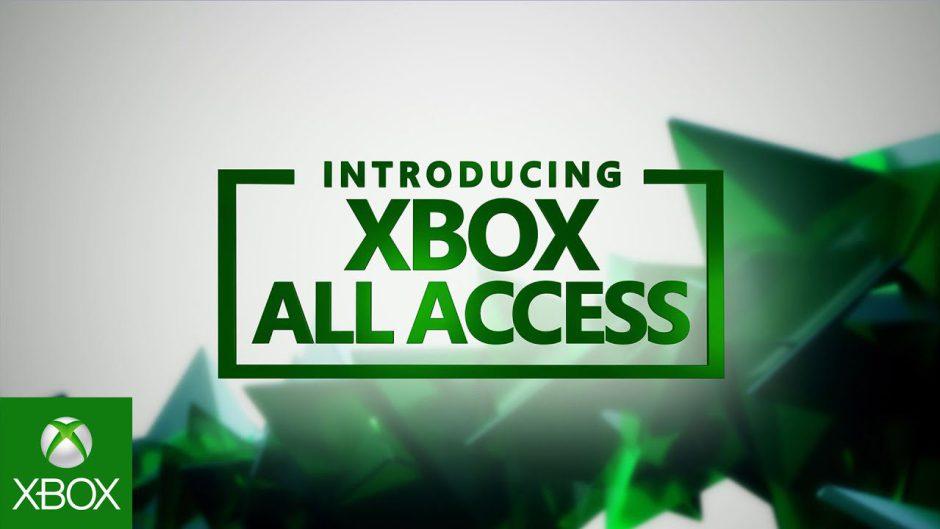 Microsoft presenta nuevo vídeo explicativo de Xbox All Access