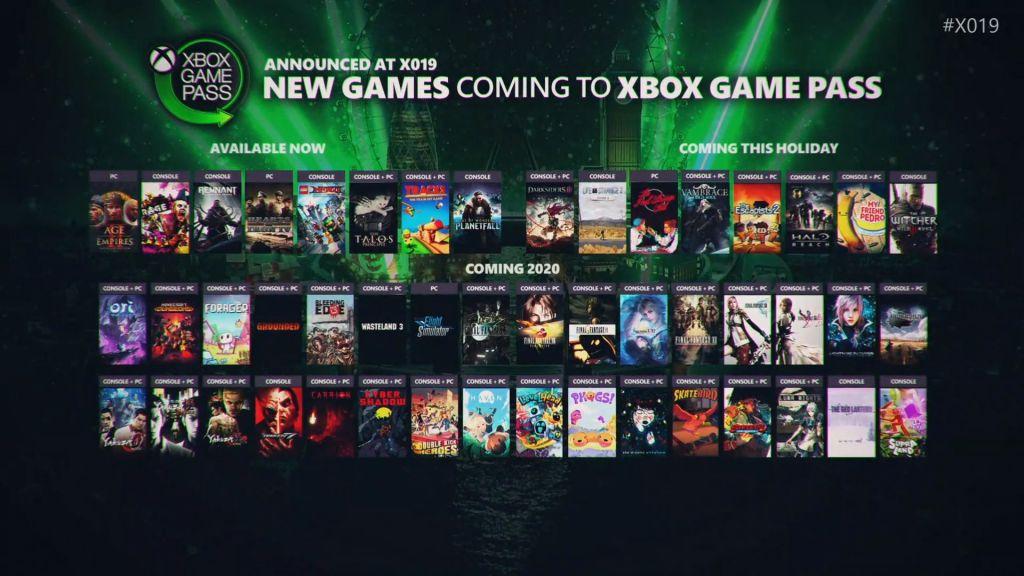 Anunciados nuevos JUEGAZOS para Xbox Game Pass