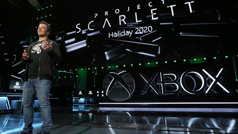 Phil Spencer ya tiene Project Scarlett en su casa