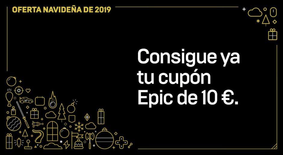La Epic Games Store ofrece 12 días de juegos gratis y ¡un cupón de 10€!