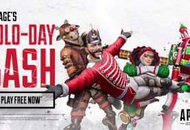 Holo-Day Bash es el evento navideño de Apex Legends