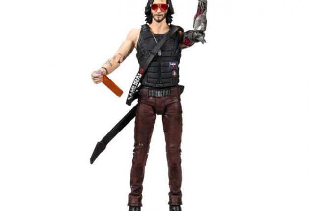 McFarlane Toys prepara increíbles figuras de Cyberpunk 2077
