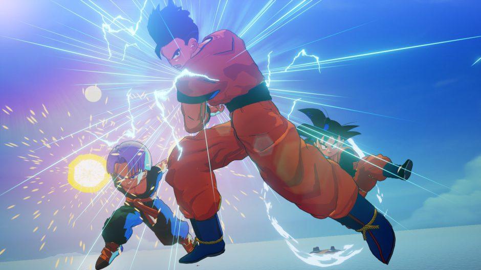 Dragon Ball Z Kakarot vende 1,5 millones de unidades en su primera semana.