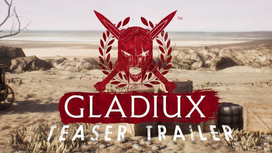 Gladiux estrena su primer teaser tráiler oficial