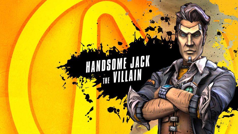 Handsome Jack estuvo muy cerca de ser el antagonista en Borderlands 3