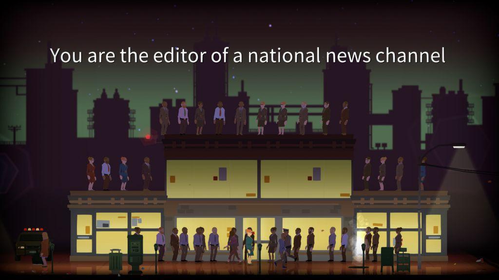 Análisis de Headliner: NoviNews - Analizamos Headliner: NoviNews, el título desarrollado por Unbound Creations en el que decidiremos qué merece ser noticia y qué ha de ser silenciado.