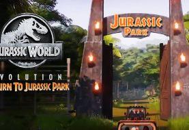 Ya disponible la expansión Return to Jurassic Park de Jurassic World Evolution