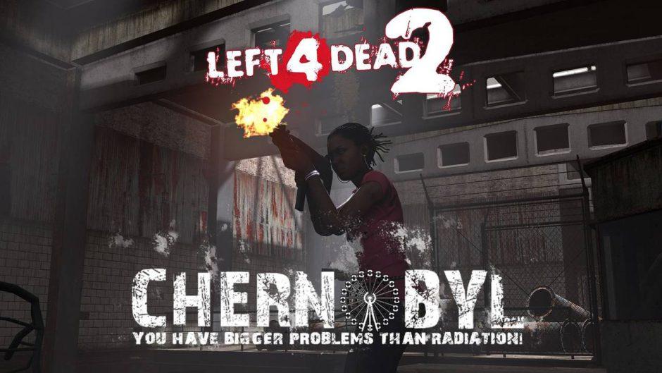 La campaña Chernobyl llega a Left 4 Dead 2