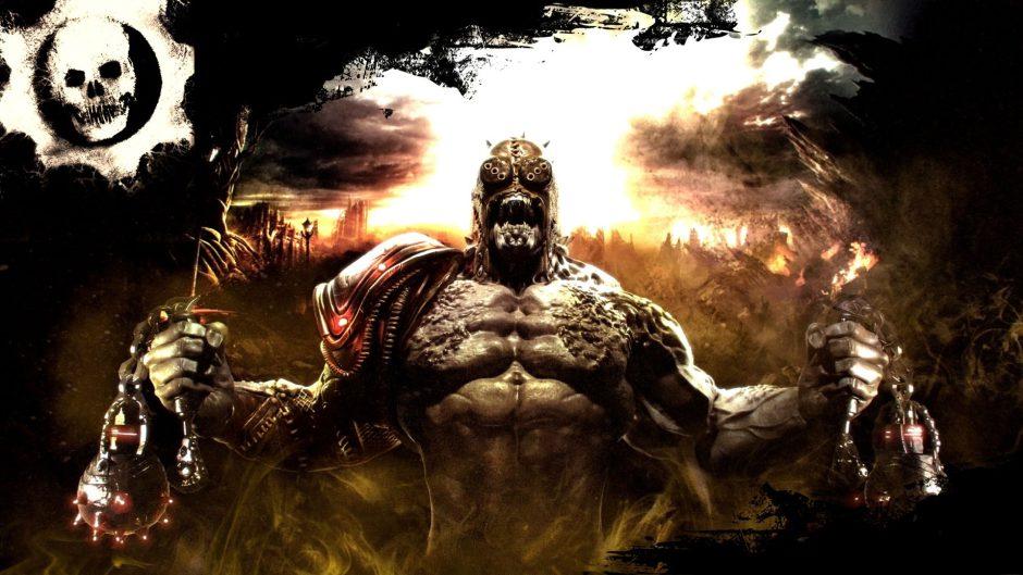 Conoce los nuevos y espectaculares juguetes de Gears of War