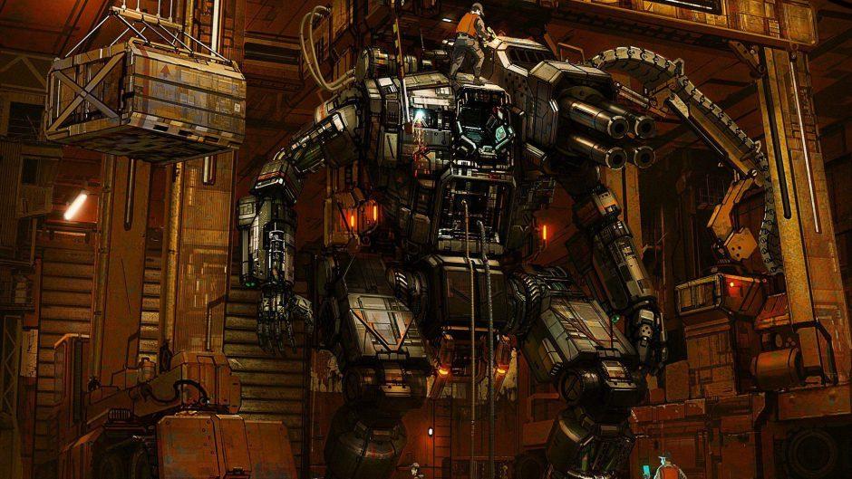 Así rinde Mechwarrior 5: Mercenaries a 4K en PC con la RTX 2080 Ti