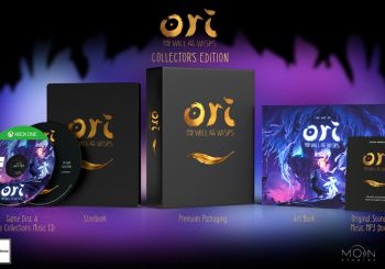 Ori and the Will of the Wisps - Collector's Edition, disponible en Amazon